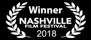 Screenwriting Finalist NaFF Laurels white